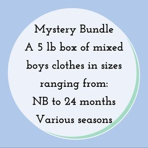 ✨Mystery Bundle✨ 5 lbs of Clothes!
